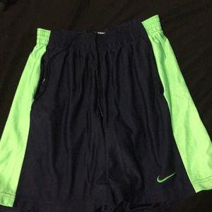 Men's Nike athletic shorts